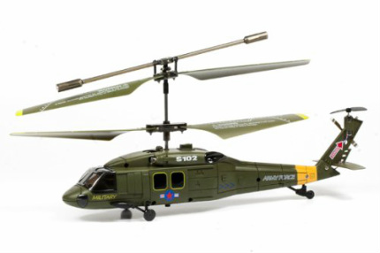 Syma Blackhawk in 10 Best Selling RC Helicopters