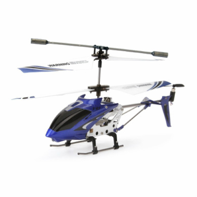 Blue Syma RC Helicopter
